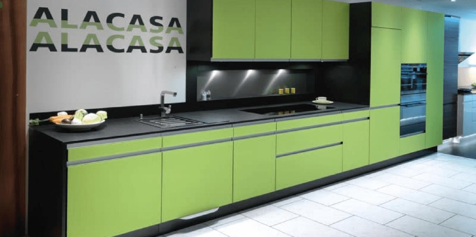 Küche Kiwi - Ruepp Schreinerei AG